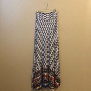 Long maxi skirt by Renee C. From Stitch Fix